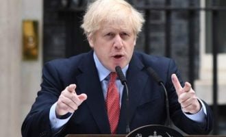 Boris Johnson announces merger of DFID, Foreign and Common Wealth Office
