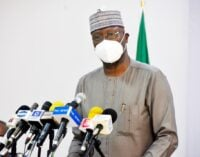 SGF: We'll be in a deeper crisis if VAT is reduced