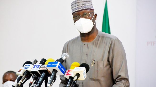 FG Expresses Worry Over Sharp Rise In COVID-19 Cases, Shut Down Imminent