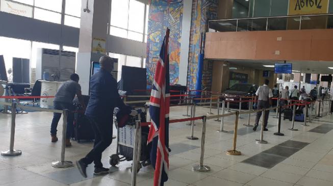 COVID-19: 900 Britons 'stranded' in Nigeria