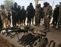 Group: Buratai's presence on the battle ground is a boost to anti-insurgency war