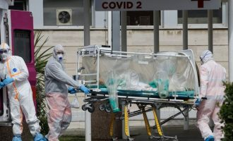 Not all coronavirus corpses are infectious, says WHO