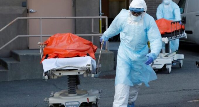 WHO: Global COVID death toll at lowest in almost a year