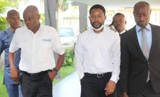 Arrest of pilots has nothing to do with FG's exclusive list, says Rivers