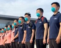 Anap Think Thank: We expect close monitoring of Chinese medical team