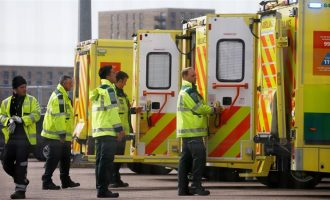 UK records 938 deaths in 24 hours — its worst daily toll since outbreak