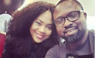 'You're one of a kind' — Stella Damasus' husband celebrates her on 42nd birthday
