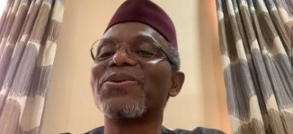 EXTRA: Bearded el-Rufai attends virtual meeting chaired by his deputy