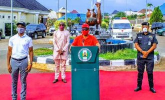 Obiano relaxes lockdown, asks Anambra churches to reopen