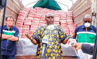 COVID-19: FMN reiterates its commitment to feeding the nation