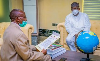 Man appointed 'COVID-19 ambassador' for not hiding son who sneaked into Ekiti