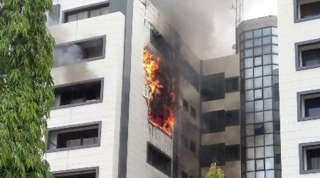 Fire didn't destroy any record at accountant-general's office, says minister