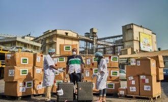 Flour Mills of Nigeria Plc donates $1.5m medical supplies to combat COVID-19