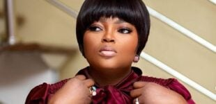 Funke Akindele: How robbers attacked us while we were filming 'Omo Ghetto'