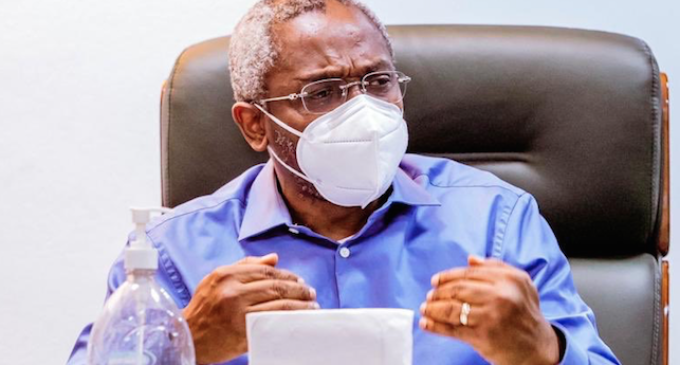 Gbaja: Before COVID-19, we didn't have a health sector