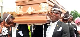 'Stay home or dance with us' — How Ghana's pallbearers became COVID-19 grim reaper