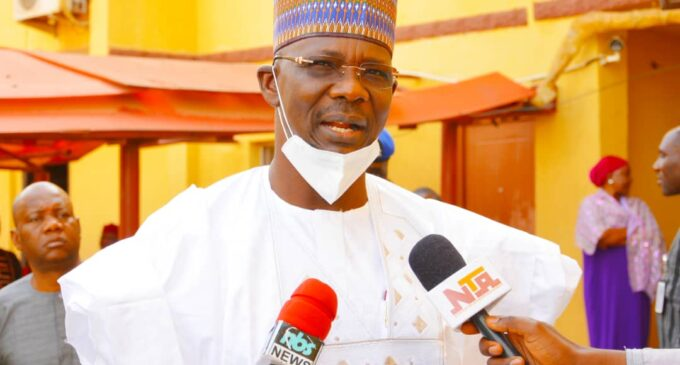 Nasarawa gov: There's nothing to loot because we've distributed all the palliatives