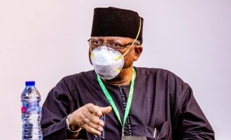 I'd be happy if you don't ask me about Chinese medical team, Ehanire tells journalists