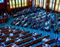 National assembly: 'Theatre of the absurd'