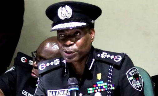 IGP says 21,296 suspects arrested in 2020 — but silent on '3,326' killed