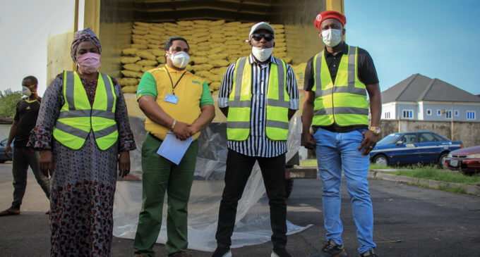 Flour Mills of Nigeria continues to feed the nation amidst the coronavirus pandemic
