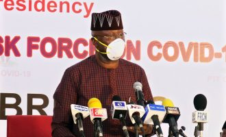 COVID-19: Medical team from China will not interact with patients, says FG
