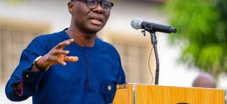 Sanwo-Olu: We'll feed 100,000 youths daily to cushion effect of lockdown
