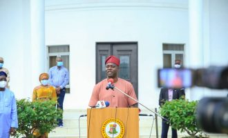 Oyo asks some civil servants to resume work