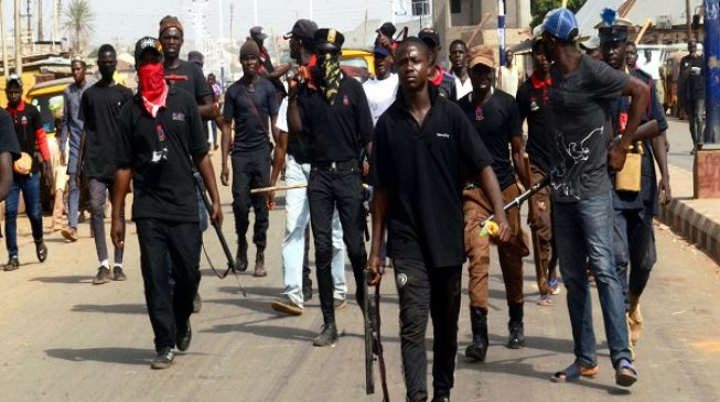 PHOTOS: From Kaduna to Enugu, the battle against COVID-19 is real