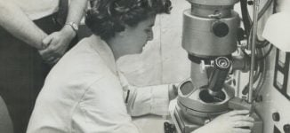 FLASHBACK: In 1964, June Almeida discovered first human coronavirus