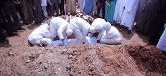 Anap Think Tank: Sad to see social distancing ignored at Abba Kyari's burial