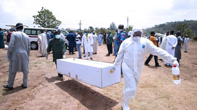 PTF: We apologise for mistakes made during Abba Kyari's burial