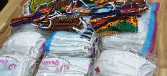 NAIJA MADE: Abia begins production of face masks