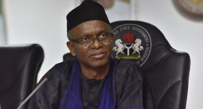 El-Rufai: Security agencies only react to banditry — that's unacceptable