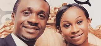 'She married me when I had nothing' — Nathaniel Bassey, wife celebrate 7th wedding anniversary