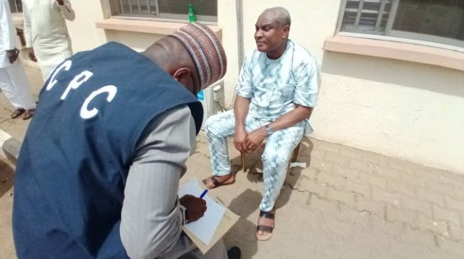 ICPC: Obono-Obla's wife visits him daily
