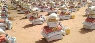 Okonjo-Iweala goofs with picture on COVID-19 food distribution 'in Rwanda'