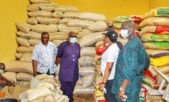 'It's good for consumption' — Ondo reverses decision to reject FG's rice