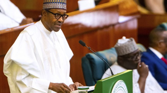 Buhari seeks $5.5bn loan for COVID-19, priority projects