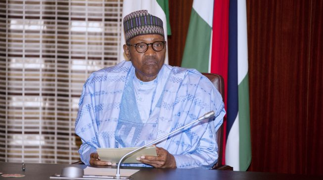 PUZZLE: Buhari's draft speech leaked ahead of broadcast — but who did it?