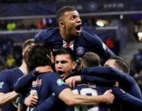 PSG crowned Ligue 1 champions as COVID-19 ends French football season (updated)