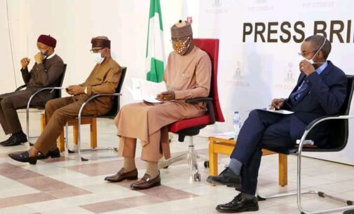 Buhari converts PTF to presidential steering committee, extends mandate till December