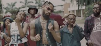 WATCH: Phyno talks street life, brotherhood in 'Oso Ga Eme' visuals