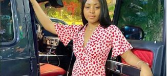Regina Daniels: I'm putting on grown woman's weight staying home