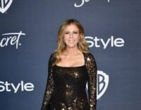 'Chloroquine gave me extreme side effects' — Rita Wilson recounts COVID-19 recovery
