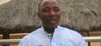 VIDEO: Buhari's government is the virus destroying Nigeria, says Sowore