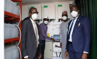 COVID-19: FG installs solar units at four isolation centres for 24-hour electricity