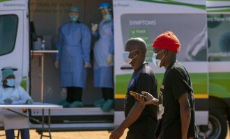 South Africa's private sector conducts 105,000 COVID-19 tests — more than govt