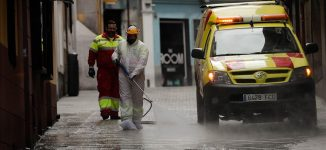 COVID-19: Spain records 288 deaths in 24 hours — lowest daily toll in 5 weeks