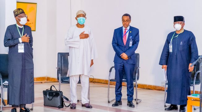 We don't receive any allowance, says presidential task force on COVID-19